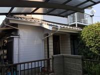 7/31完成です。福岡市東区名島・N様邸 外壁塗装工事