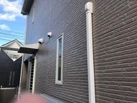 12月18日完成です。福岡市東区・F様邸 屋根塗装・外壁塗装工事