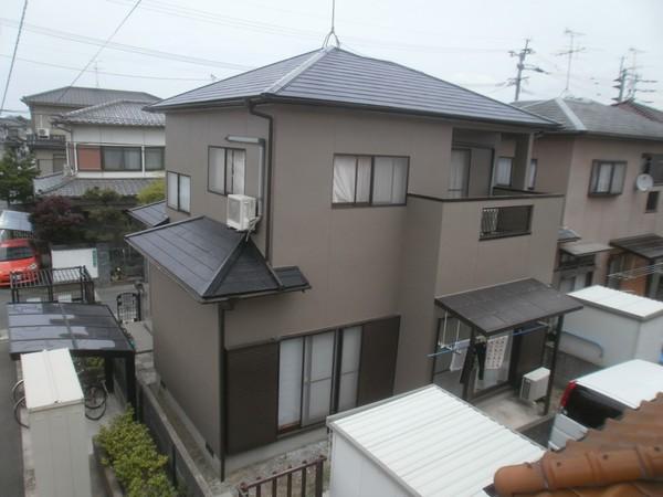 8/7完成です。太宰府市・M様邸 外壁塗装・屋根塗装工事