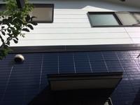 9/13完成です。糟屋郡久山町・K様邸 外壁塗装・屋根塗装工事
