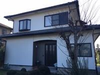 2/10完成です。小郡市井上・K様邸 外壁塗装工事