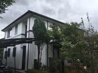 10/3完成です。小郡市美鈴が丘・H様邸 屋根外壁塗装工事