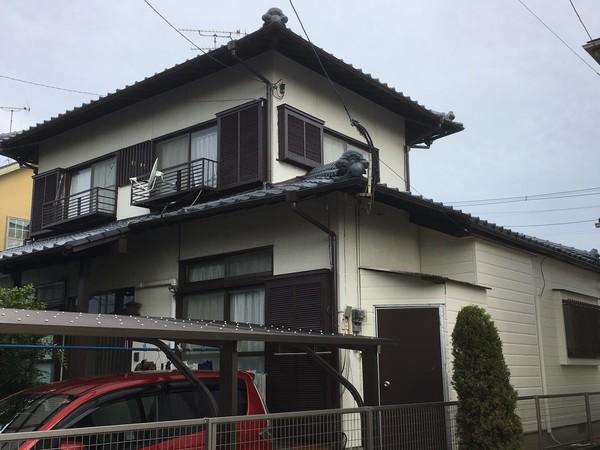 8/9完成です。太宰府市青山・Y様邸 外壁塗装・屋根塗装工事