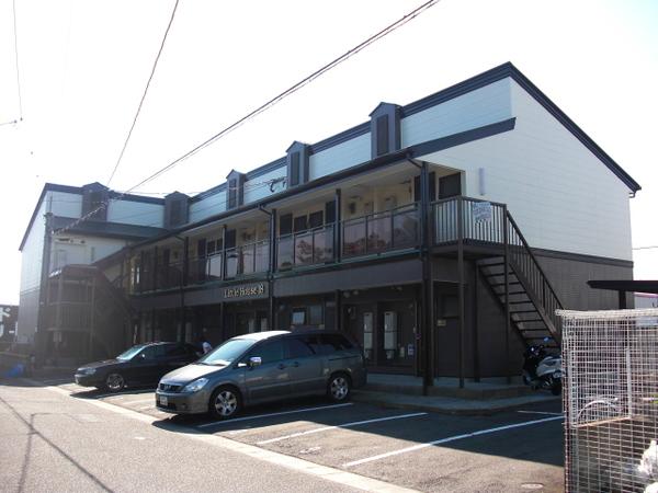 5/17完成です。甘木市・Rアパート様 外壁塗装・屋根塗装工事