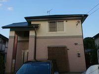 10/30完成です。太宰府市石坂・I様邸 外壁塗装・屋根塗装工事
