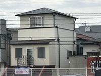 5/24完成です。東区舞松原・I様邸 外壁塗装・屋根塗装工事