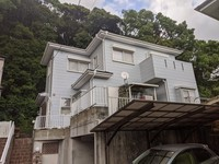 4/30完成です。筑紫野市原田・S様邸 外壁塗装・屋根塗装工事