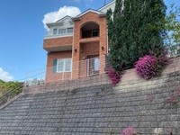 3/25完成です。糟屋郡宇美町・F様邸 外壁塗装・屋根塗装工事