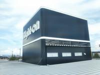 8/22完成です。ライトオン久留米店 外壁塗装・屋根塗装工事