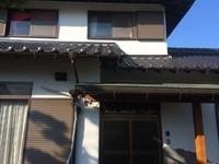 11月4日完成です。基山町園部・K様邸 外壁塗装工事