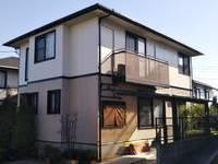 11/2完成です。小郡市希みが丘・K様邸 外壁塗装・屋根塗装工事