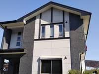 11/15完成です。太宰府市向佐野・U様邸 外壁塗装・屋根塗装工事