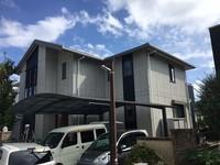 8/28完成です。福岡市西区・N様邸 外壁塗装工事