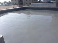 8月6日完成です。筑紫野市湯町・舞鶴荘様 外壁塗装・屋上防水工事