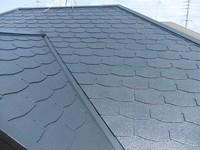 9/21完成です。小郡市・O様邸 外壁塗装・屋根塗装工事