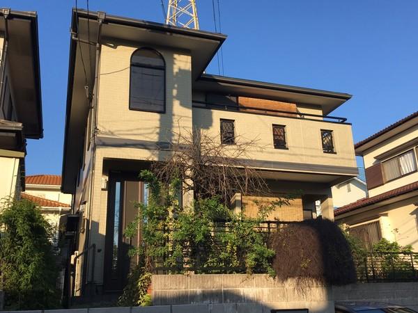 10/30完成です。春日市平田台・T様邸 外壁塗装・屋根塗装工事