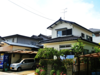 9/1完成です。太宰府市梅香苑・S様邸 外壁塗装・屋根塗装工事