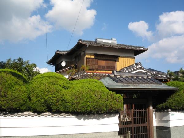 7/26完成です。太宰府市・K様邸 外壁塗装工事
