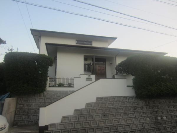 11/13完成です。筑紫野市原・M様邸 外壁塗装・屋根塗装工事