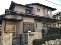 12/29完成です。筑紫野市筑紫駅前通・H様邸 外壁塗装工事