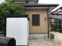 5/17完成です。福岡市東区青葉・N様邸 外壁塗装・屋根塗装工事