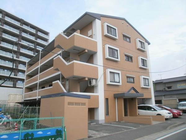 12/3完成です。太宰府市・ハーモニアグレース2様 外壁塗装・屋根塗装工事