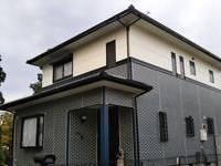 11/29完成です。太宰府市朱雀・M様邸 外壁塗装・屋根塗装工事