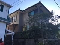 10/10完成です。筑紫野市天拝坂・O様邸 外壁塗装工事