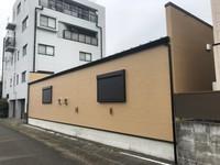 11/4完成です。福岡市早良区・ラブヘアー様 外壁塗装・屋根塗装工事