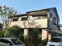 9月16日完成・筑紫野市美しが丘南・H様邸 外壁塗装・屋根塗装工事