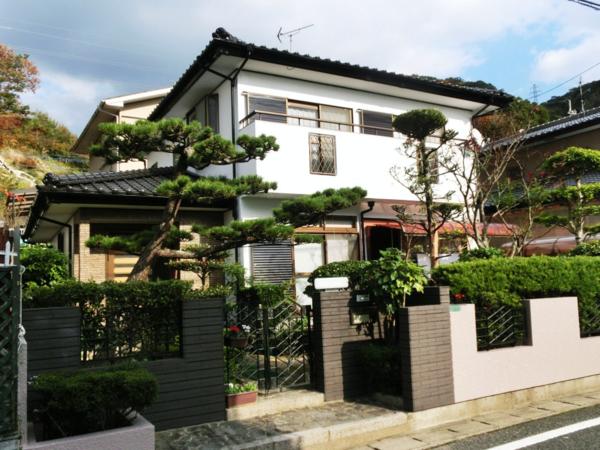 12/2完成です。太宰府市水城・N様邸 外壁塗装・屋根塗装工事