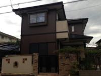 11月22日完成です。筑紫野市原・K様邸 外壁塗装・屋根塗装工事