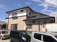 8/22完成です。福岡市西区野方・U様邸 外壁塗装・屋根塗装工事