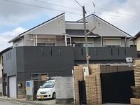 福岡市東区若宮・W様邸 外壁塗装・屋根塗装工事 1/19着工です。