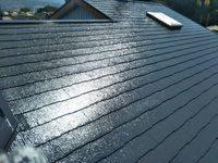 5/17完成です。太宰府市観世音寺・H様邸 外壁塗装・屋根塗装工事