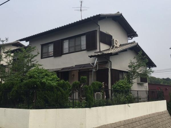 5月23日完成です。太宰府市青葉台・N様邸 外壁塗装工事