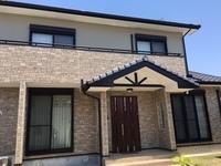 5月19日完成です。鳥栖市弥生が丘・I様邸 外壁塗装・屋根塗装工事