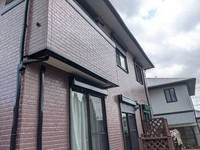 4/15完成です。小郡市美鈴が丘・I様邸 外壁塗装・屋根塗装工事