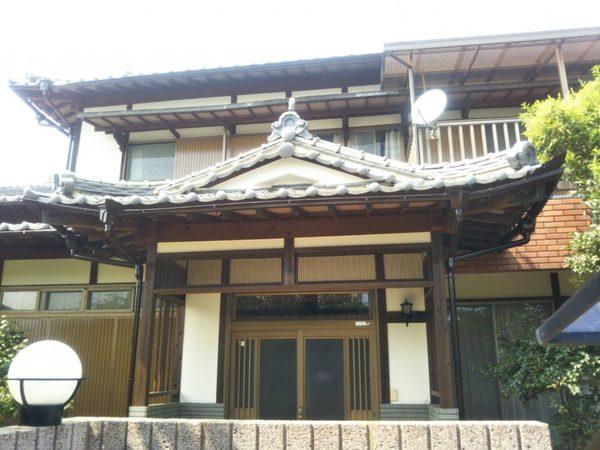 8/11完成です。古賀市千鳥町・F様邸 外壁塗装工事