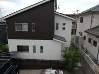 9/20完成です。太宰府市向佐野・S様邸 屋根外壁塗装工事