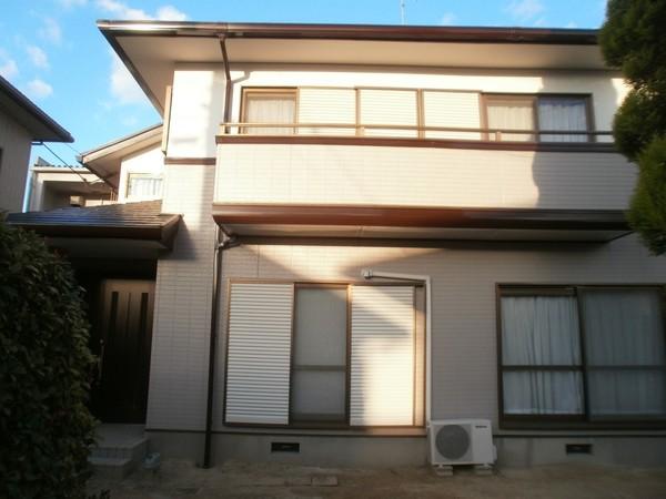 6/28完成です。太宰府市・N様邸 外壁塗装・屋根塗装工事