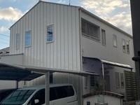 1/29完成です。筑紫野市岡田・O様邸 外壁塗装工事