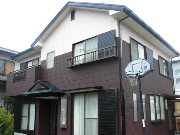 3/4完成です。筑紫野市・W様邸 外壁塗装・屋根塗装工事