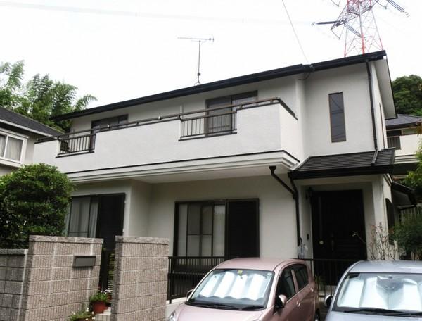 6/26完成です。筑紫野市原田・N様邸 外壁塗装・屋根塗装工事