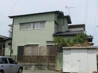 7月27日完成です。宇美町貴船・E様邸 外壁塗装工事