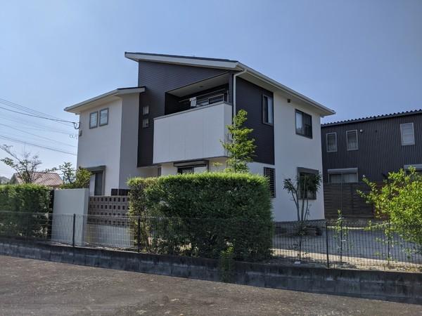6/2完成です。小郡市上西鯵坂・O様邸 外壁塗装・屋根塗装工事