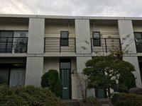 12/20完成です。福岡市東区土井・パルコート土井様 外壁塗装工事