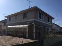 10/18完成です。小郡市美鈴が丘・N様邸 外壁塗装・屋根塗装工事