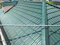 5/27完成です。小郡市三国ヶ丘・F様邸 外壁塗装・屋根塗装工事