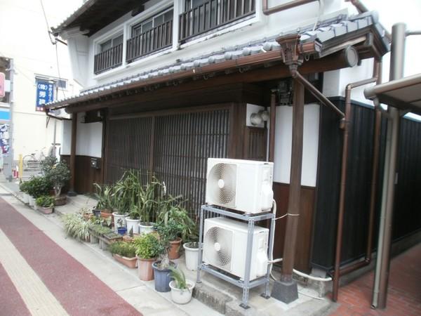 1/15完成です。太宰府市・A様邸 木部塗装工事